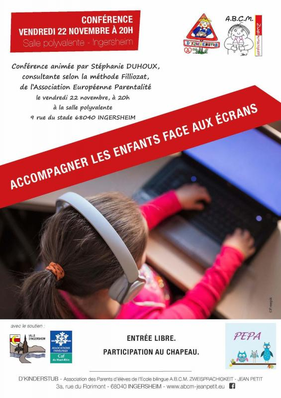Affiche conference 112019